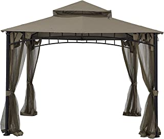 Best gazebo mosquito netting threshold Reviews