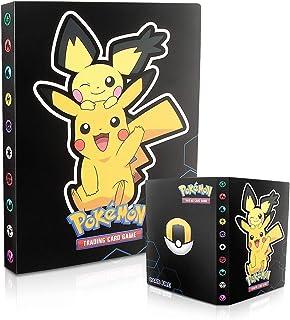 Classeur pour Pokemon,Porte Carte Pokemon, Livre Carte Pokemon, Pokemon Cartes Album Pokémon Commerce Cartes GX EX Albums ...