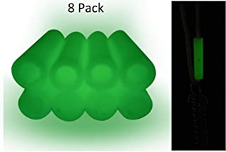 TGC 8 Pack Glow in The Dark Guy Rope Marker