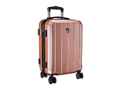 Heys America 21 Para-Lite (Rose Gold) Carry on Luggage