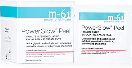 M-61 PowerGlow Peel, Size 30 Treatments