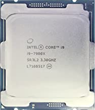 Intel Core i9-7900X Processor - Bulk Packing, 10 Cores, 13.75M Cache, up to 4.3 GHz