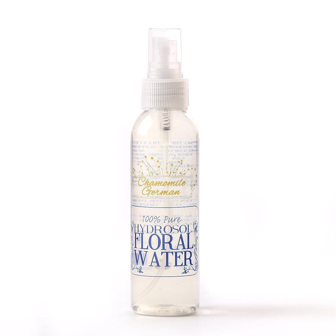 エンジン減少哲学者German Chamomile Hydrosol Floral Water With Spray Cap - 250ml