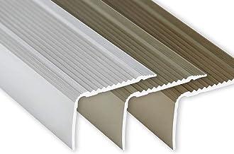 Profil/é pour nez de marche en PVC et caoutchouc auto-adh/ésif 52 x 40 RGPT