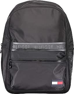 Tommy Hilfiger Men's Sport Logo Tape Backpack Sport Logo Tape Backpack