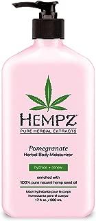 Best hempz pomegranate lotion Reviews