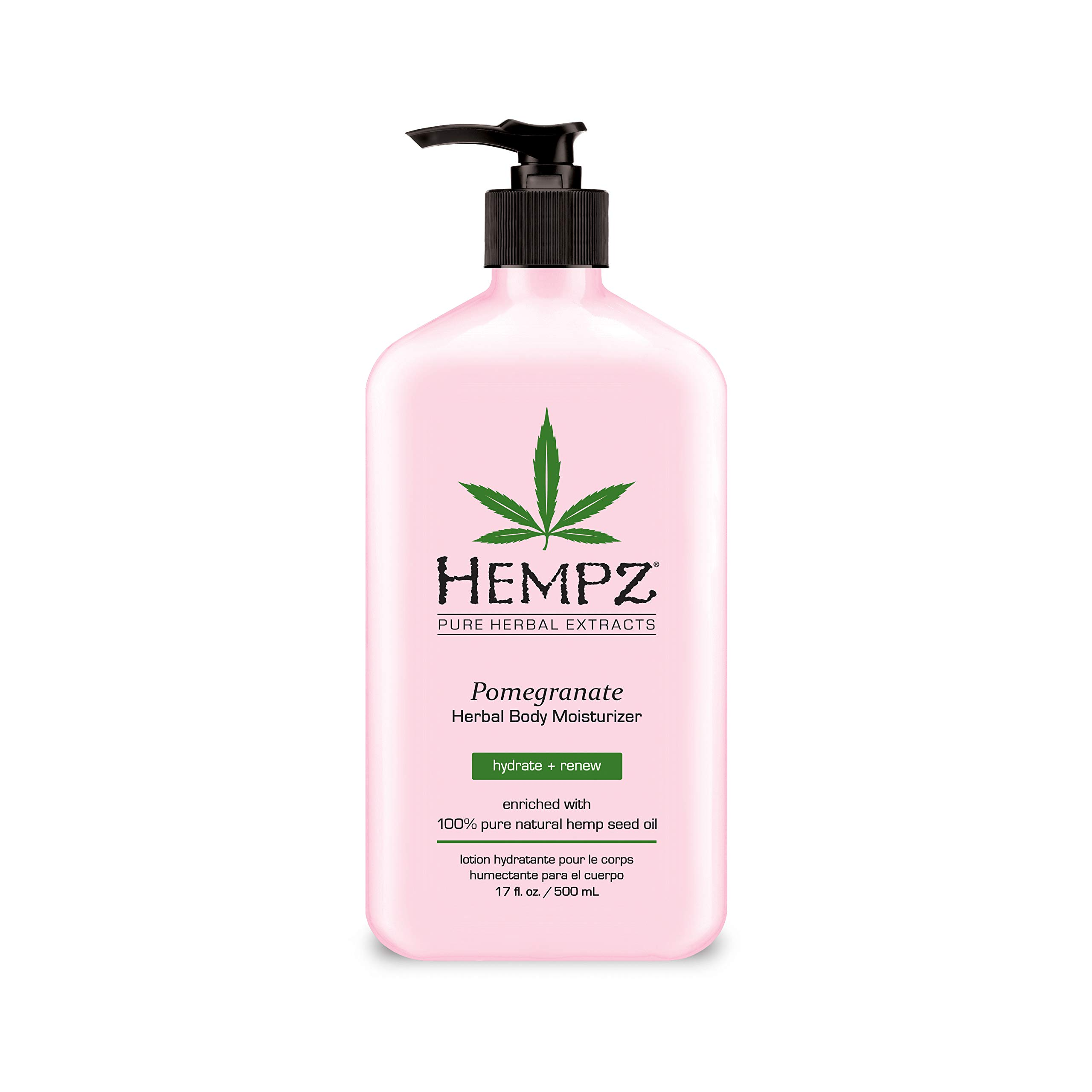 Hempz Herbal Moisturizer Light Pomegranate