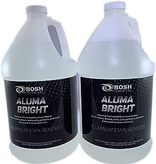 drinking aluminum cleaner