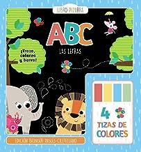 Libro-pizarra. ABC: Las letras (Castellano - A PARTIR DE 3 AÑOS - LIBROS DIDÁCTICOS - Otros libros) (Spanish Edition)