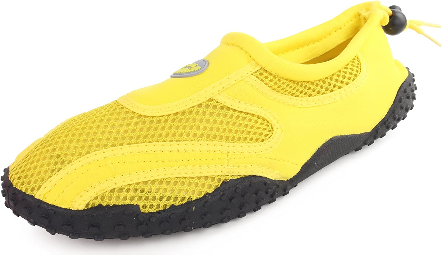 Enimay Men's Outdoor Stretch Nylon Mesh Rubber Sole Adjustable Sport Water shoes
