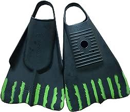 Large DaFin Swim Fins and Sizes Warrior Red//White//Blue Zak Noyle 11-12