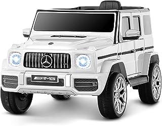 Uenjoy 12V Licensed Mercedes-Benz G63 Kids Ride On Car Electric Cars Motorized Vehicles..