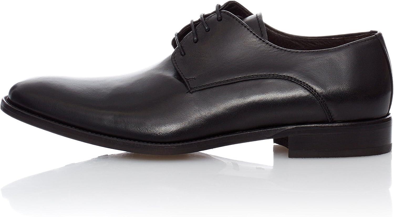 Airtex E10799 Derby Lace -Up -Up -Up skor, svart EU 43  utlopp till salu