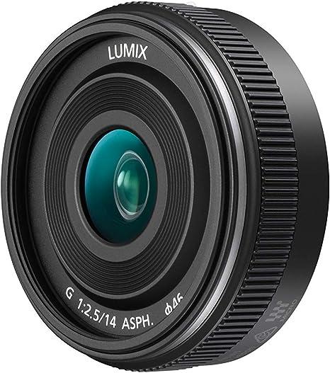 Panasonic H H014a Lumix G Festbrennweiten 14 Mm F2 5 Ii Kamera