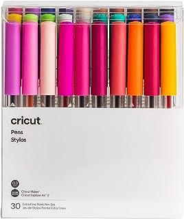 Cricut Lot de 30 stylos à pointe extra fine