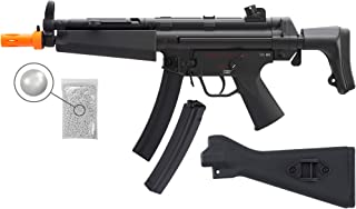 Wearable4U Umarex Elite Force HK Heckler & Koch MP5 AEG Electric Automatic 6mm BB Rifle Airsoft Gun, MP5 Competition Kit w...