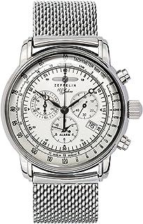 Zeppelin Watches - 7680M1 - Montre Homme - Quartz Analogique - Bracelet Acier Inoxydable
