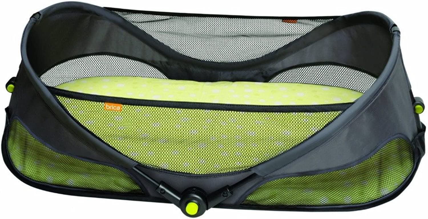 Baby Cot Nets Bed Foldable Portable Travel Crib for 0-12 Months