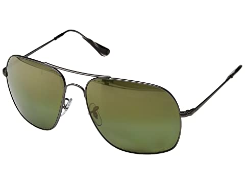 689c07fabe Ray-Ban RB3587CH Chromance 61mm at Zappos.com
