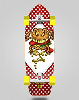 Cromic Surfskate with SGI Trucks Surf Skate Crazy ...