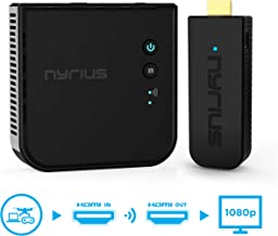 Nyrius Aries Pro Wireless HDMI Transmitter and Receiver...