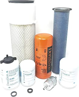CFKIT Maintenance Filters Kit for CASE 580K Loader Backhoes
