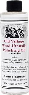 Old Village 木製食器用オイル 236ml BM-1812H
