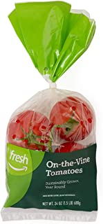 Fresh Brand – On-the-Vine Tomatoes, 24 oz
