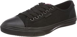 Superdry Low Pro Sneaker Womens Sneakers Black