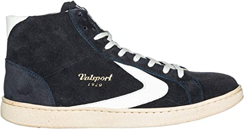Valsport 1920 Tournament Mid Hauszapatos Altas Hombre azul Bianco