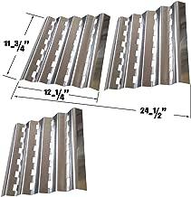 Brinkmann 810-2500, Pro Series 2500, 810-2500-0, Stainless Heat Shield, 3-Pack