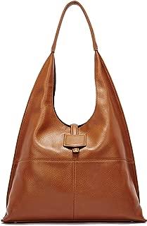 Women Hobo Handbag Soft Leather Shoulder Bag Vintage Designer Purses