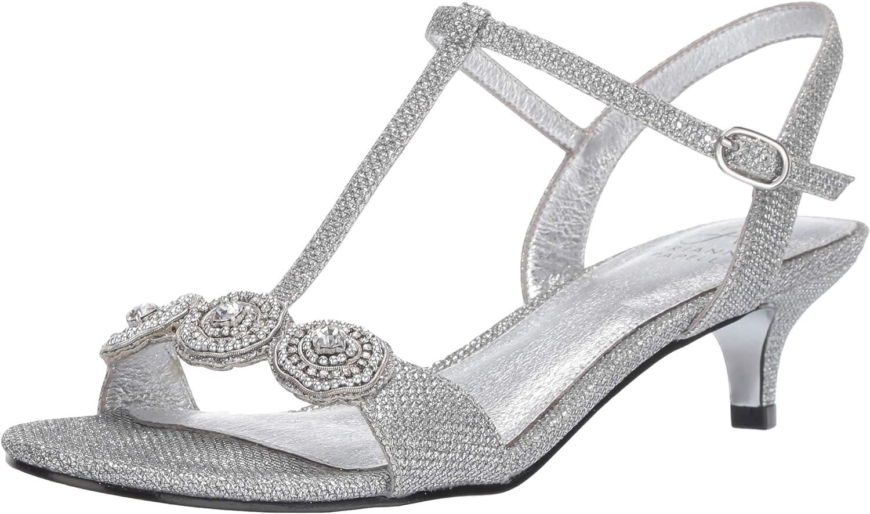 Adrianna Papell Womens Tacy Heeled Sandal