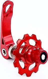 SABLUE Bicycle Bike Chain Keeper Holder Dummy Sleeping Hub Tool (11T-Red)