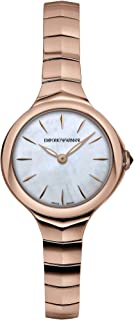 Emporio Armani Swiss - Reloj de pulsera para mujer, diseño moderno, cód. ARS8007