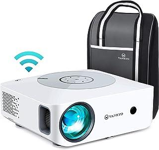 VANKYO Leisure 530W Proiettore WiFi, Videoproiettore 1080P Nativo Full HD, 7500 Lux, Touch Pannello Retroilluminato, 1.8kg...