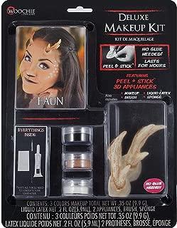Hallo Makeup Halloween Costume Accessories Makeup Faun Antlers & Makeup Kit
