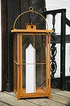 126cm Laterne Gartenlaterne Stecklaterne Windlicht H