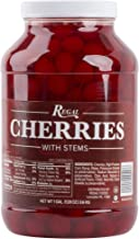 Regal Maraschino Cherries with Stems - 1 Gallon