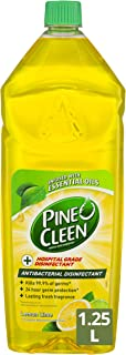 Pine O Cleen Antibacterial Disinfectant Liquid Lemon & Lime,