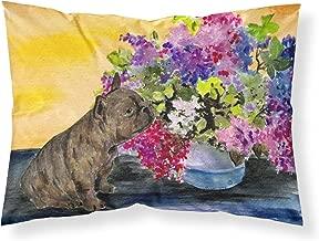 Caroline's Treasures SS8536PILLOWCASE French Bulldog Moisture Wicking Fabric Standard Pillowcase, Large, Multicolor