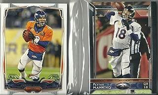 2014 & 2015 Topps Football Denver Broncos Team Set 36 Cards