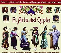 El Arte Del Cuplé: Primeros Éxitos De La Canción Española Moderna 1906-1926