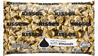 HERSHEY'S KISSES Gold Foils, Milk Chocolate St. Patrick's Day Candy, Perfect..