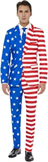 american flag suit jacket
