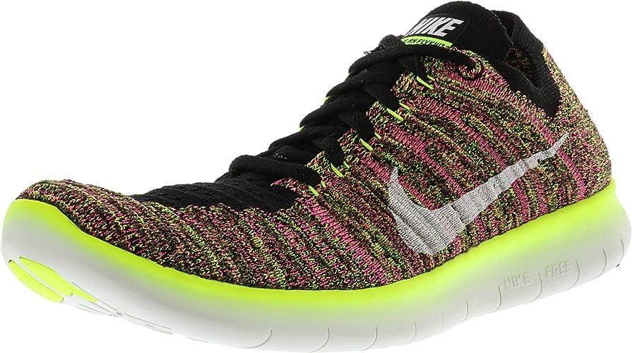 Nike WMNS Libre RN Flyknit Oc, Chaussures de FonctionneHommest EntraineHommest Femme