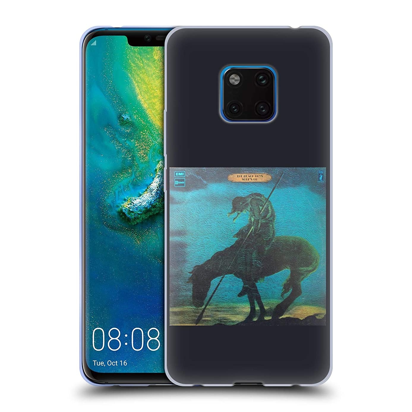 Official The Beach Boys Surfs Up Album Cover Art Soft Gel Case for Huawei Mate 20 Pro