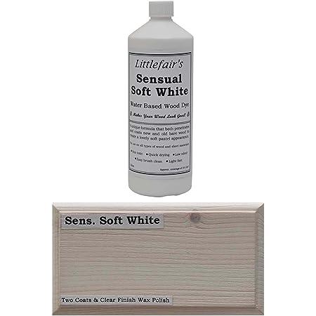 Littlefairs - Tinte para madera con base acuosa, gama pastel ...