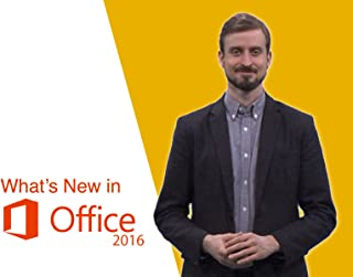 What's New in Microsoft Office 2016?