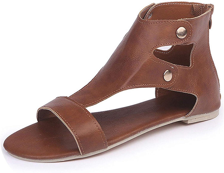 Women Sandals Summer Women shoes Roman Style Flat Sandals Beach shoes Women Sandals